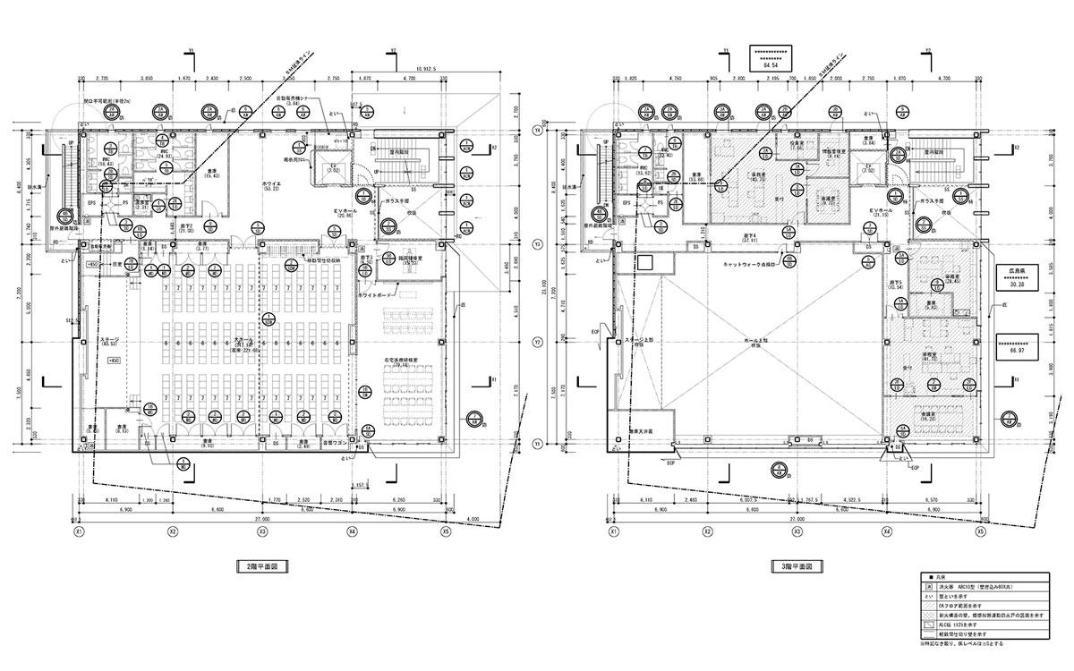 建築施工図作成業務